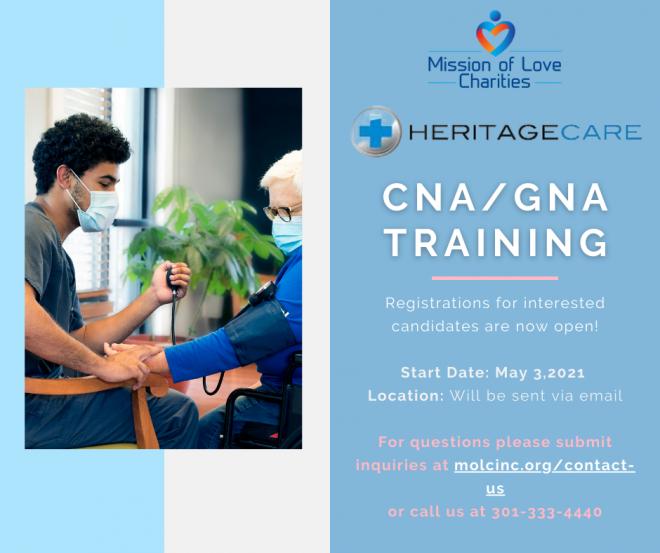 CNA/GNA Training Program