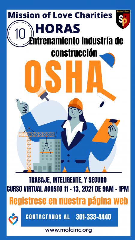 OSHA Construction Course